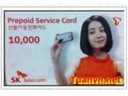Thẻ SK ( Telecom - 7 - Mobing )